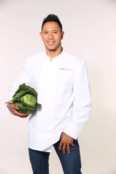 Julien HAGNERY, ancien candidat de Top Chef, de retour dans Top Chef 5