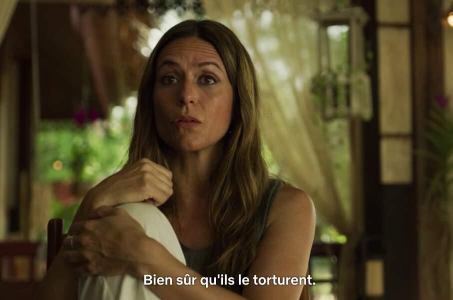 Certains fans l'ont bien remarqué. En France, Raquel (Itziar Ituno) a un sosie