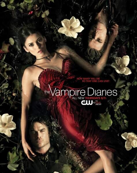 The Vampire Diaries : Entre les deux mon coeur balance...
