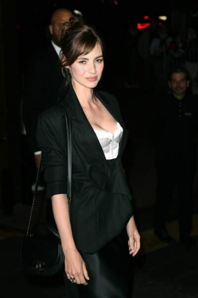 Glamour toujours pour Louise Bourgoin