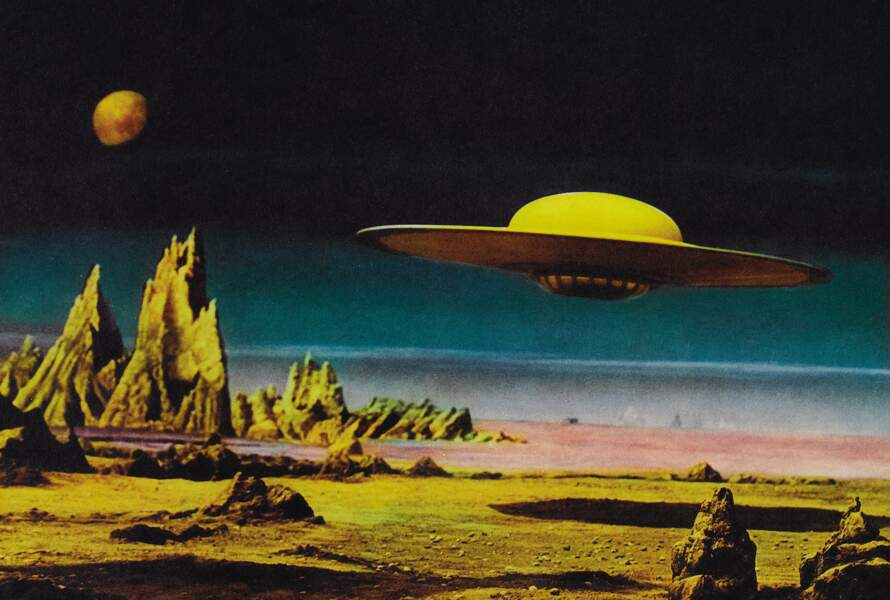 1956. Planète interdite de Fred McLeod Wilcox