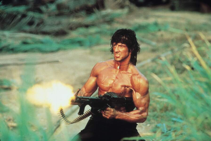 Donnez lui une mitraillette et Sylvester Stallone repart du bon pied !
