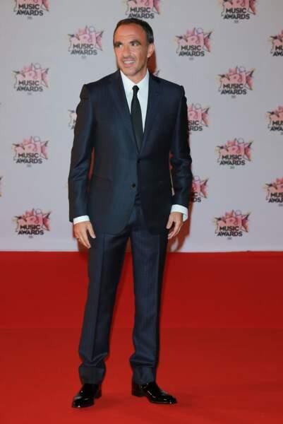 Nikos Aliagas, présentateur vedette aux NRJ Music Awards 2015