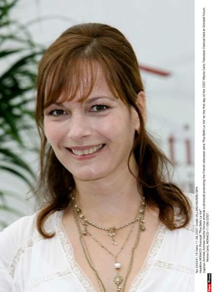 Cécilia Hornus interprète Blanche Marci, belle-fille de Roland