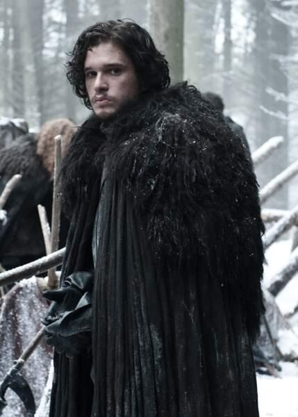 Jon Snow de Game of Thrones !