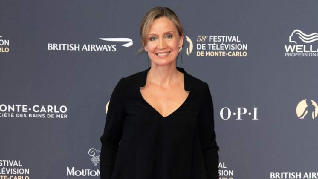 Ancienne compagne d'Olivier Marchal, Catherine Marchal a l'habitude des séries policières.