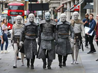 Game of Thrones : les Marcheurs blancs attaquent Londres