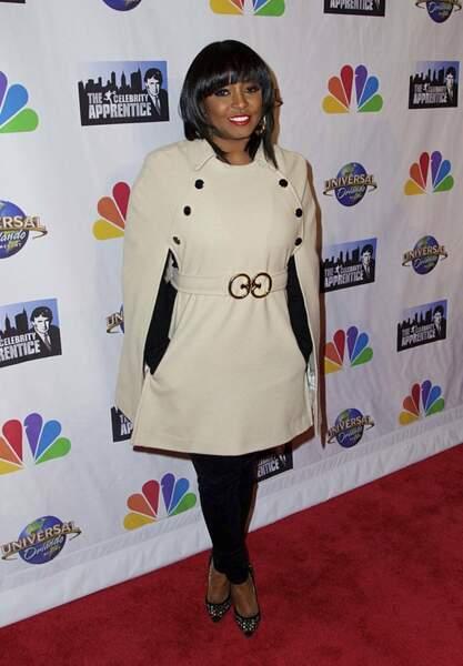 Après, elle a tourné dans quelques séries, dont Tyler Perry's House of Payne, mais aussi des films et téléfilms