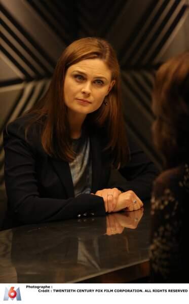 """Emily Deschanel incarnait l'unique et la talentueuse Dr. Temperance """"Bones"""" Brennan"""
