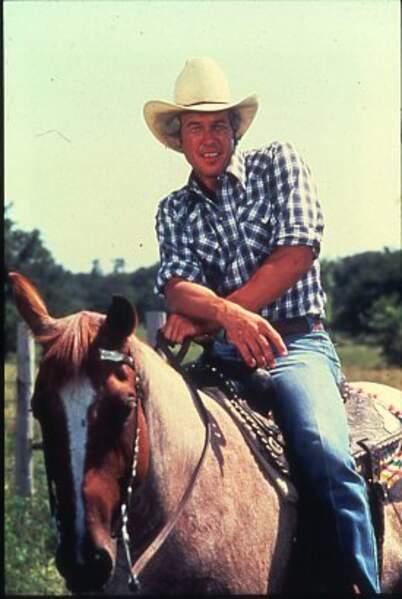 L'acteur est lui aussi revenu dans le reboot de Dallas