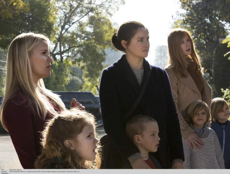 Voir Nicole Kidman et Reese Witherspoon réunies dans Big Little Lies sur HBO, on a hâte !