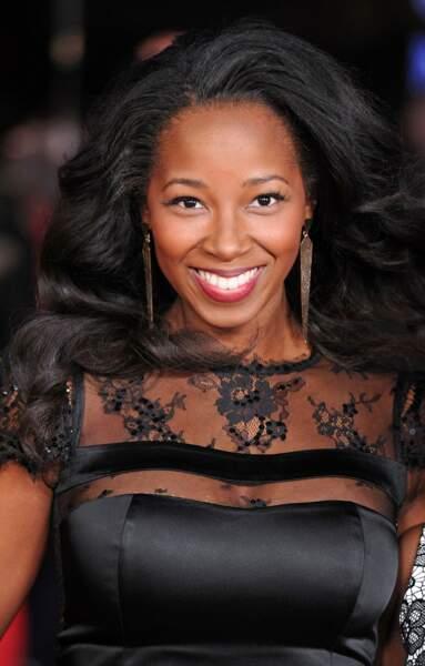 La jolie Jamelia est l'une des coachs de The Voice of Ireland depuis deux saisons