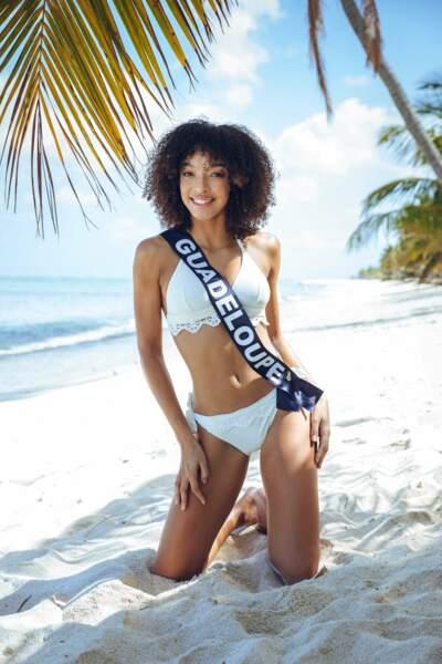 Ophely Mezin, Miss Guadeloupe