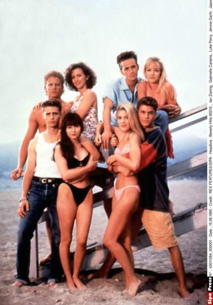 Mais le public l'a surtout découvert dans la série Beverly Hills, en 1990