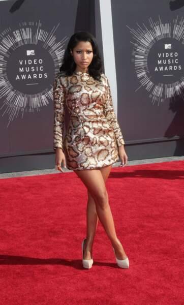 Nicki Minaj... animale.