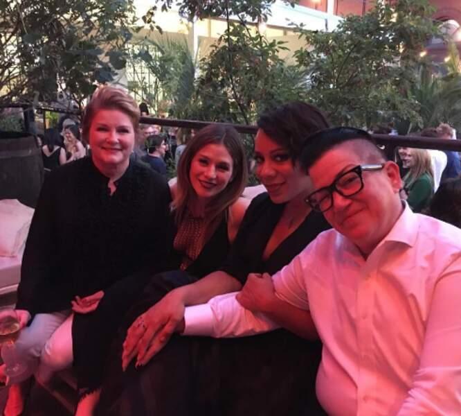 Après avoir rencontré les journalistes pour la saison 4 d'Orange is the new black, le casting se détend !