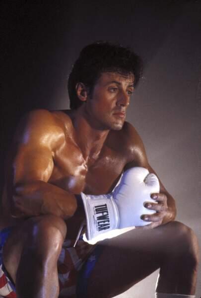 Bah alors Rocky, un petit coup de mou ?