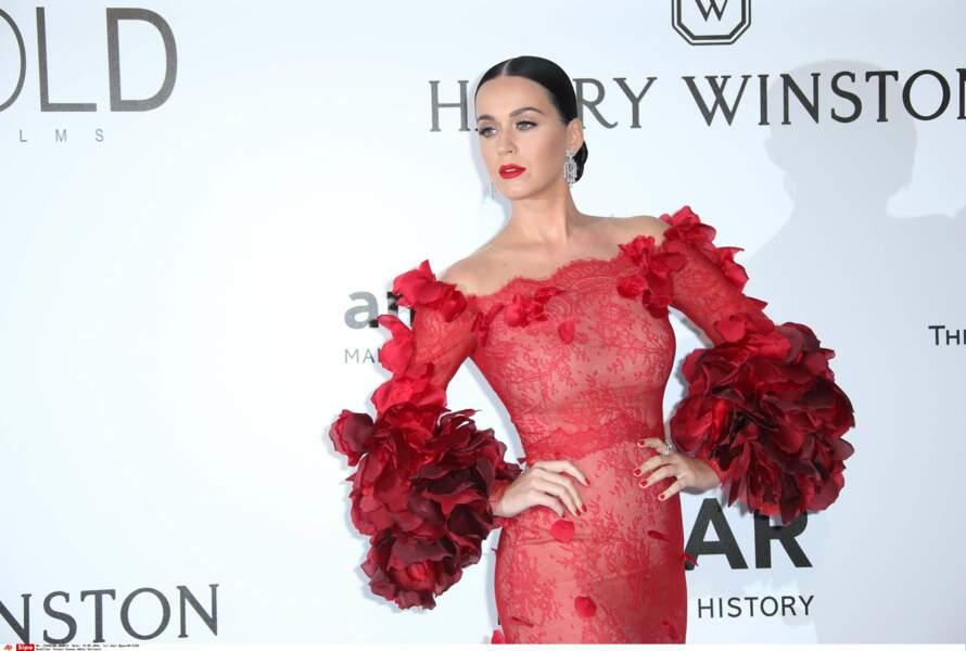 C'est Katy Perry !