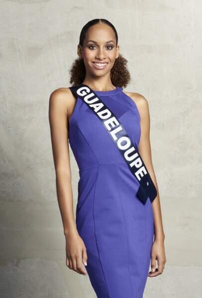 Johanna Delphin, Miss Guadeloupe