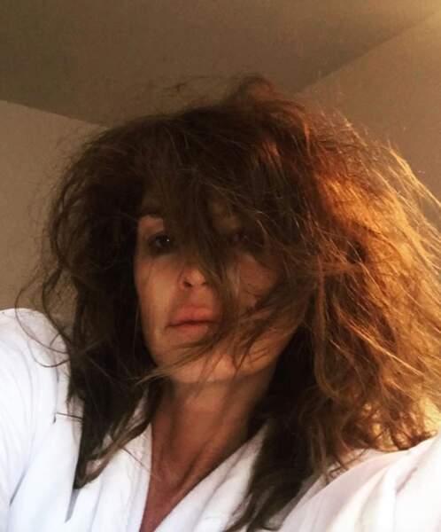 Et que votre brushing se porte mieux que celui de Cindy Crawford.
