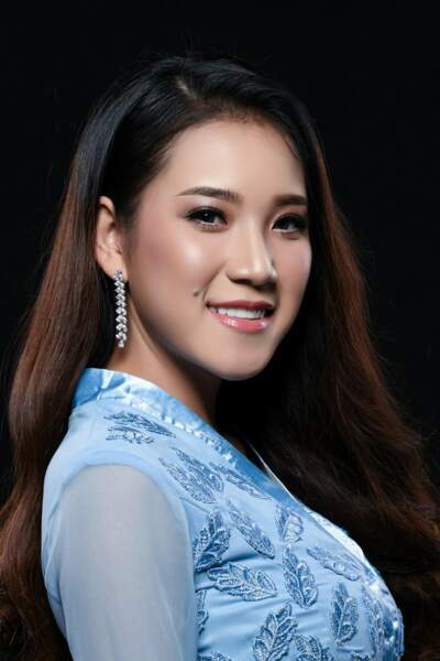 Miss Laos : Kadoumpheth Saiyavong