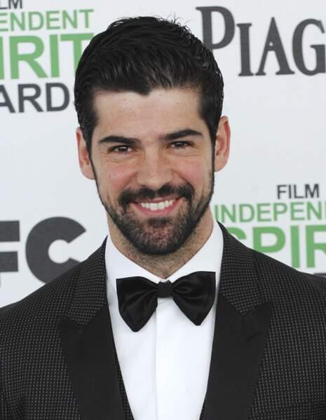 Miguel Ángel Muñoz jouait Roberto, le beau gosse apprenti comédien !
