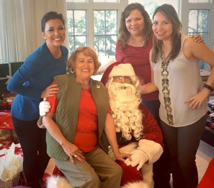 Un inoubliable Noël en famille.