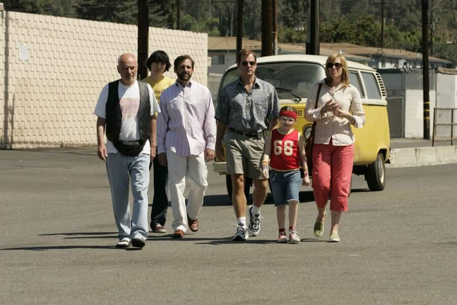 Little Miss sunshine : Olive et sa famille en route vers le concours de danse