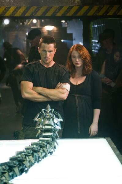 En sauveur de l'humanité pour Terminator Renaissance (2009)