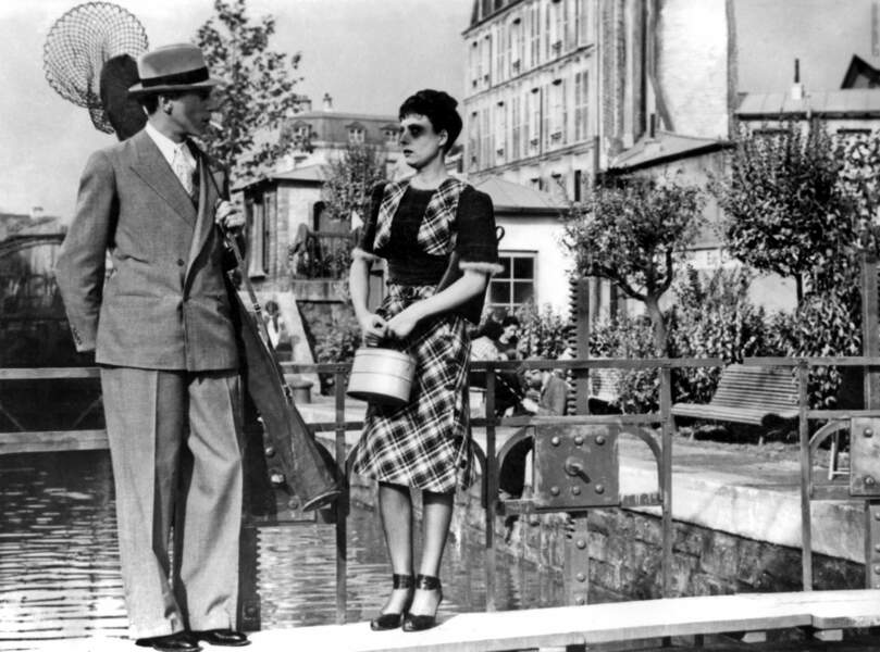 """Louis Juvet et Arletty dans Hôtel du Nord, une """"gueule d'atmosphère"""""""