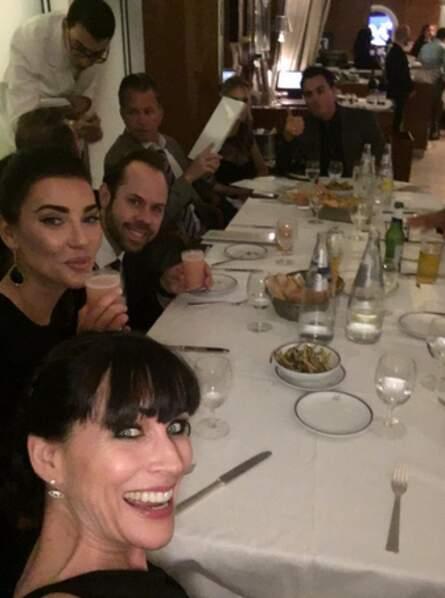 Les acteurs d'Amour, gloire et beauté ont profité de la gastronomie de Monte-Carlo