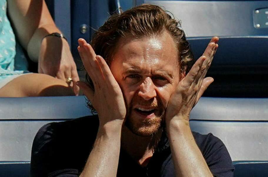 Ne pas hésiter à se crémer comme la star d'Avengers Tom Hiddleston