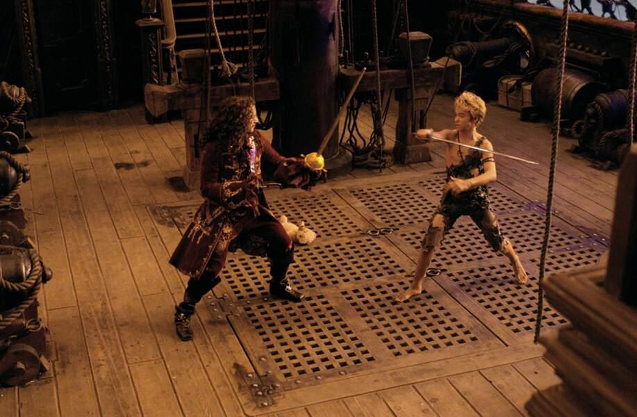 Peter Pan (2003) : Un gentil film avec Ludivine Sagnier dans le rôle de la fée Clochette
