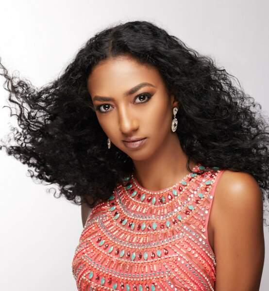 Nazira Colastica, Miss Curaçao