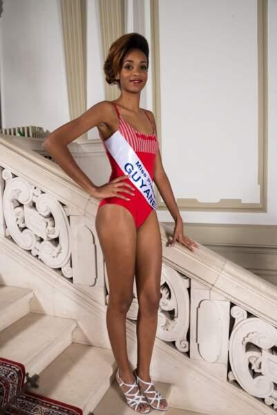 Miss Prestige Guyane, Elodie Clovis