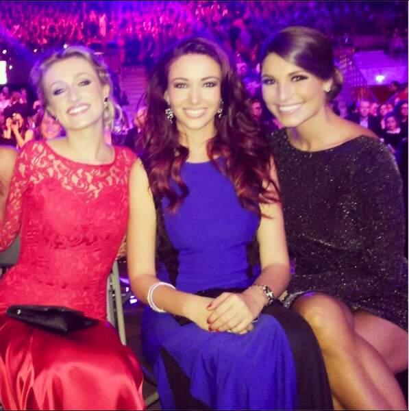 Cérémonie de Miss France oblige, d'anciennes Miss se sont réunies !