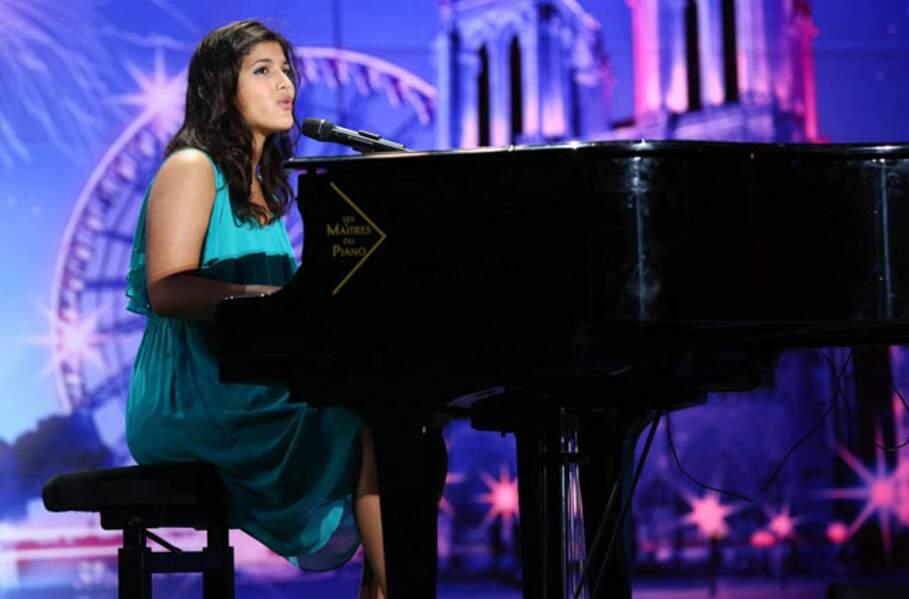 Sonia au piano