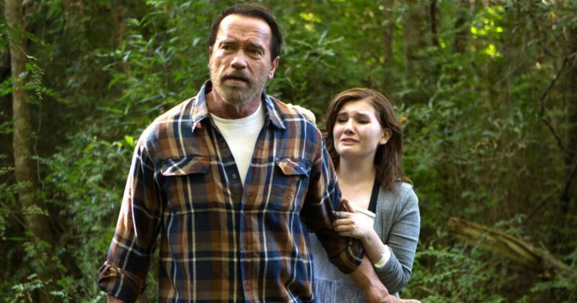 Maggie (2015) : pour se défendre, elle peut compter sur son papa, Arnold Schwarzenegger