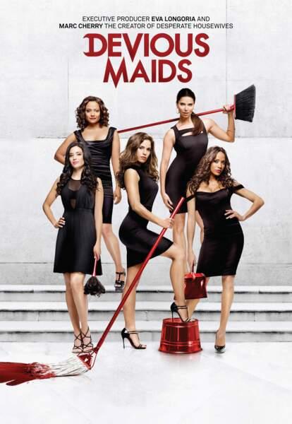 Devious Maids : Le Desperate Housewives version soubrettes