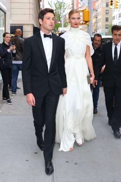 Le 18 octobre, le top Karlie Kloss épouse Joshua Kushner