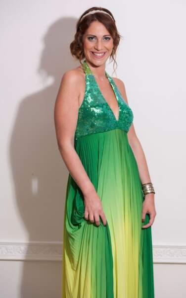 Déborah N., 29 ans, est une bien jolie plante (verte)