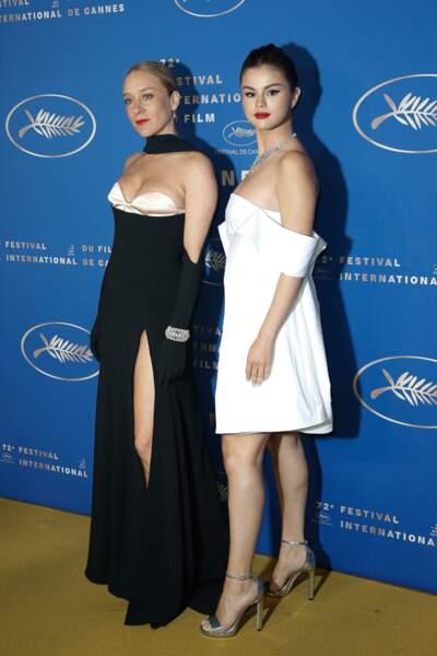 Chloe Sevigny et Selena Gomez
