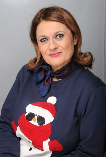 Sonia Dubois, chroniqueuse de l'émission Frou-Frou, est devenue maman d'un petit Hippolyte à 45 ans.