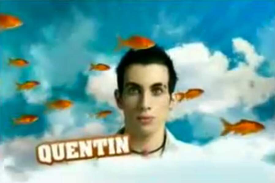 """Quentin (Saison 2). Son secret : """"Je suis ado et déjà parent"""""""