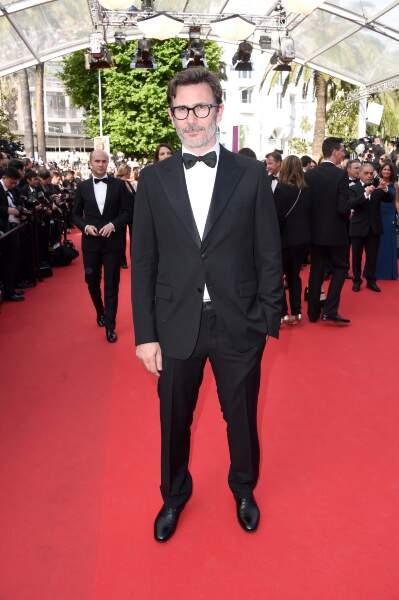 Michel Hazanavicius, habitué sur tapis rouge