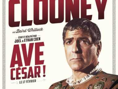 Ave César : les affiches délirantes du nouveau film des frères Coen avec George Clooney