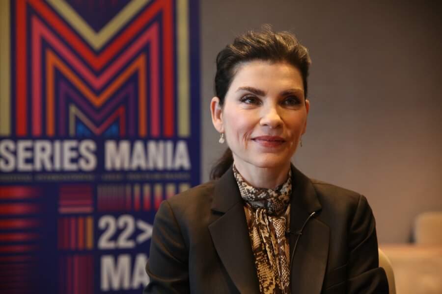 En interview avec nous, Julianna Margulies s'est confiée sur sa relation avec George Clooney depuis Urgences