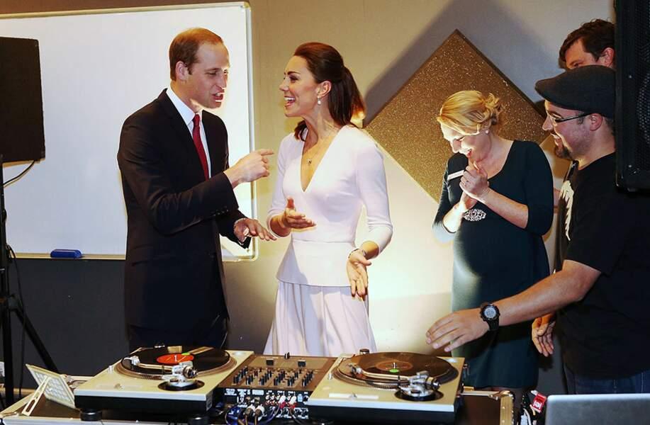 "Allez Willy ! Chiche tu mixes ""God Save the Queen"" ?"