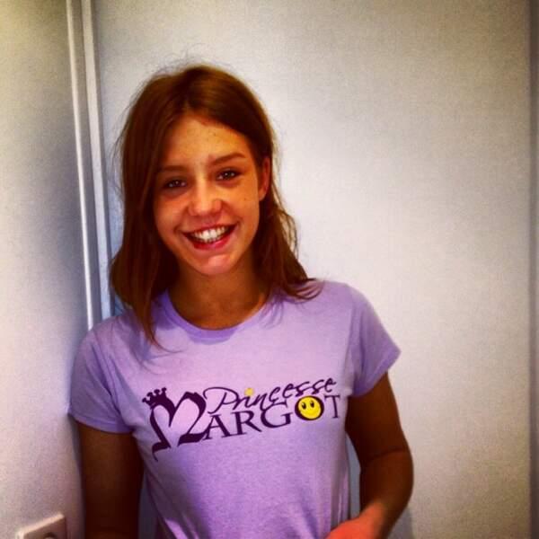 Elle profite de sa notoriété pour soutenir des enfants malades (www.princessemargot.fr)