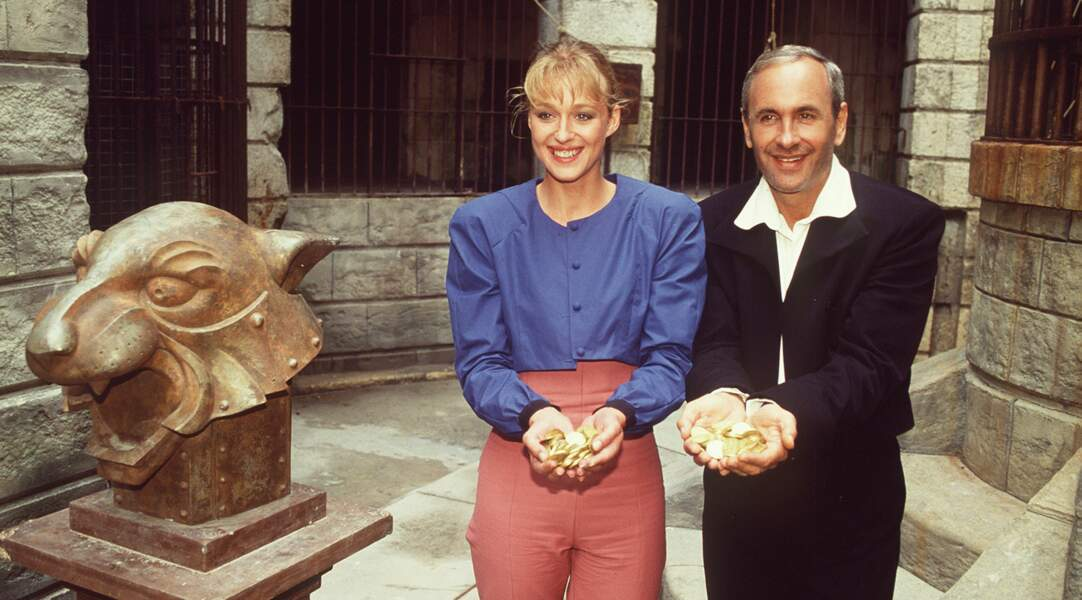 En 1992, c'est Valérie Pascal qui arrive aux côtés de Patrice Laffont